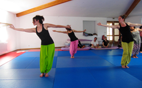 Gymnastique sensorielle